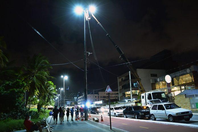 PMJP gastará mais de R$ 13 milhões com iluminação em LED para a capital