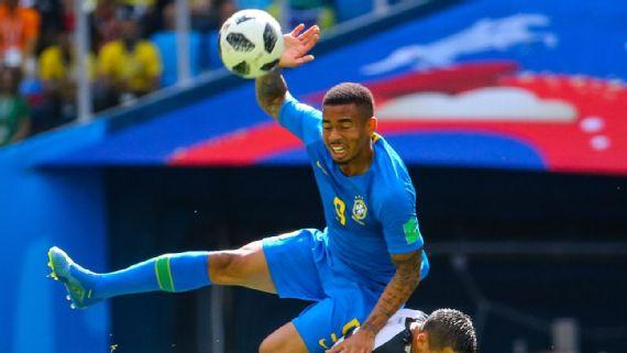 Copa do Mundo: Brasil sofre, mas ganha da Costa Rica e assume liderança do grupo E