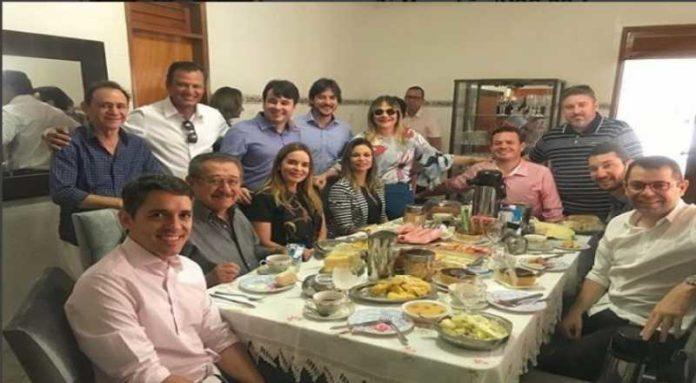 Maranhão se reúne com Daniella Ribeiro em Piancó e aumenta especulação de aliança