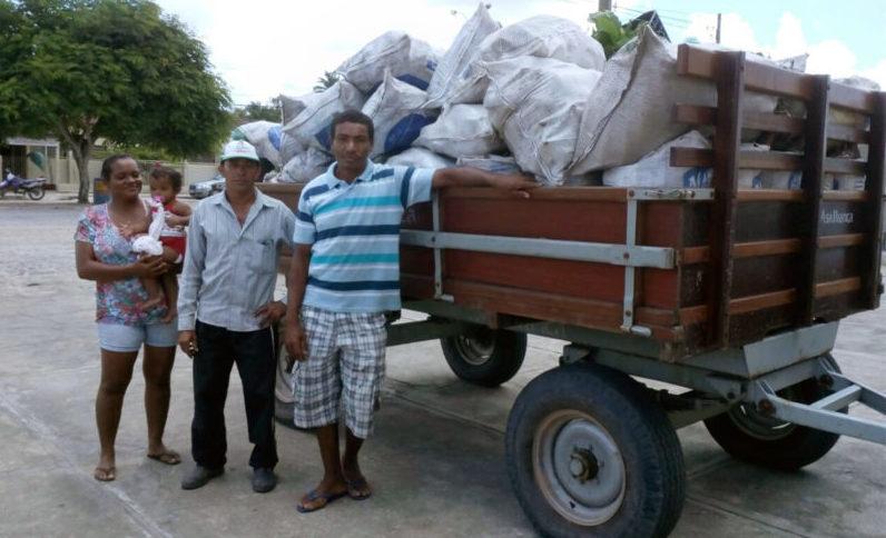 Famílias ribeirinhas de Rio Tinto recebemapoio do Governo e mudam padrão de vida