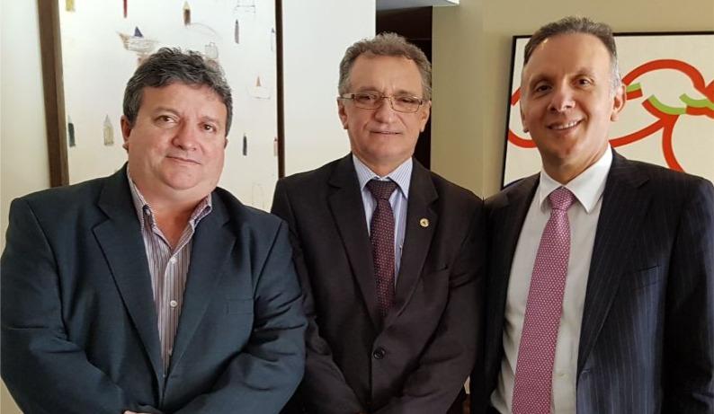 Prefeito de Riacho dos Cavalos destaca atuação de Aguinaldo Ribeiro e Galego Souza