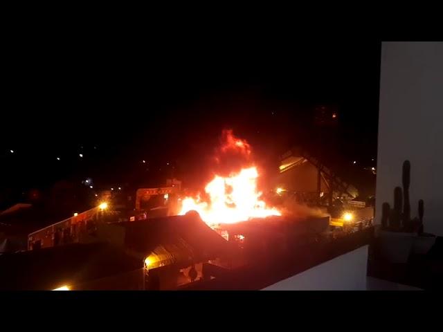 Prefeitura de CG informa que shows de São João seguem neste domingo após incêndio