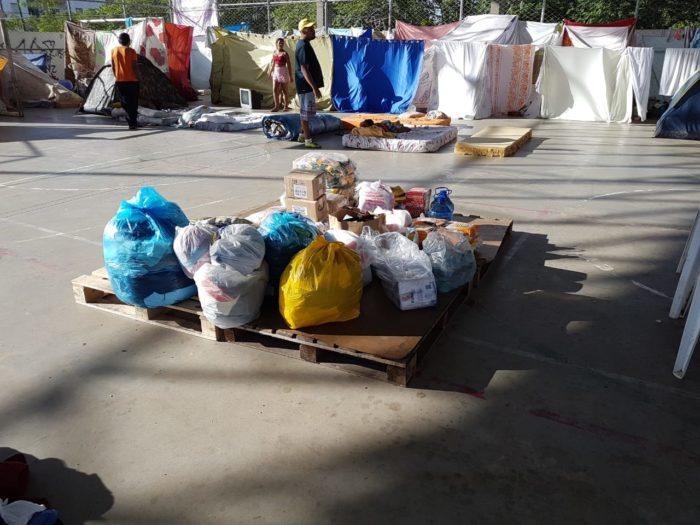 Vereadora denuncia que PMJP acionou Justiça para dispersar famílias de praça em JP