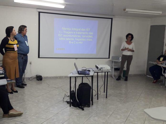 Profissionais da Saúde em Conde participam de capacitação para diagnóstico e prevenção da sífilis