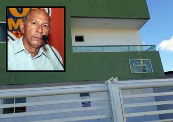 Homenagem: residencial em Mangabeira recebe o nome de radialista Bernardo Filho