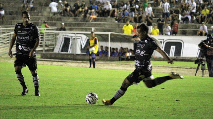 Brasileiro da Série C: Botafogo-PB quebra jejum, bate ABC em casa e encosta no G4