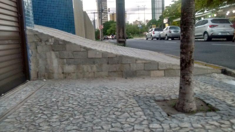 Sem resposta da Ouvidoria, internauta apela para que PMJP reordene espaço urbano na Capital