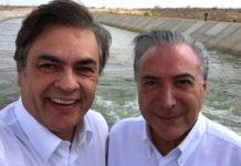 Antigo aliado de Temer, Cássio critica presidente por novo aumento no gás de cozinha