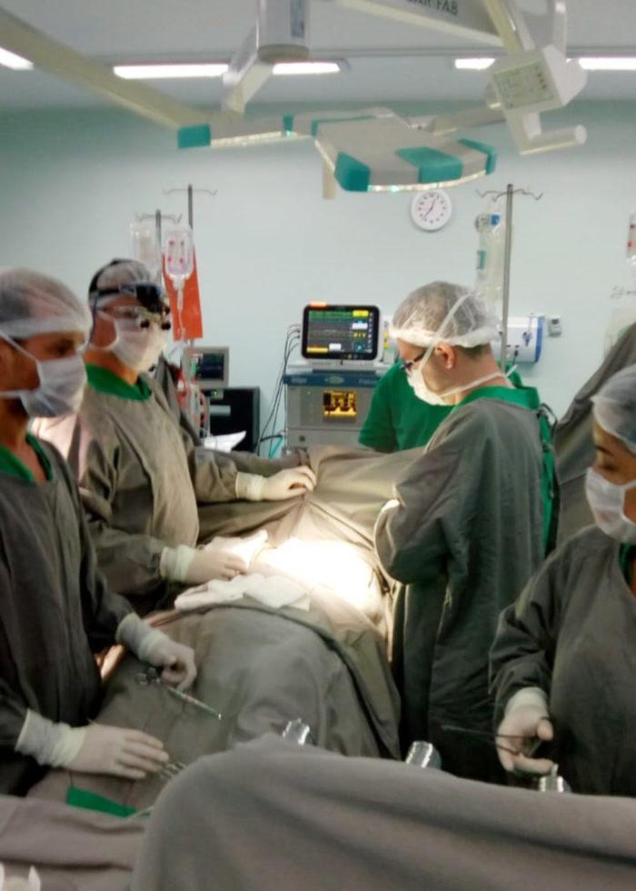 Hospital Metropolitano de Santa Rita realiza primeira cirurgia cardíaca em adulto