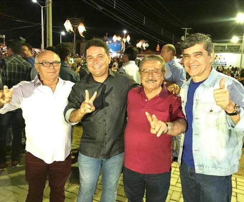 Maranhão anuncia filho de Wellington Roberto para ser candidato a vice-governador em sua chapa