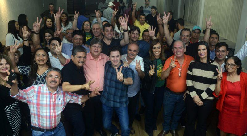 Novas adesões: em Massaranduba, vice-prefeito do PSD e mais quatro vereadores declaram apoio a João
