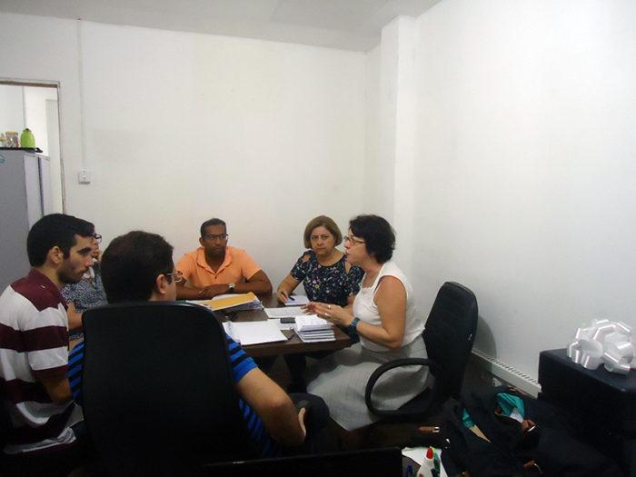 Secretariado de Conde se reúne para firmar agenda de apoio a venezuelanos na PB