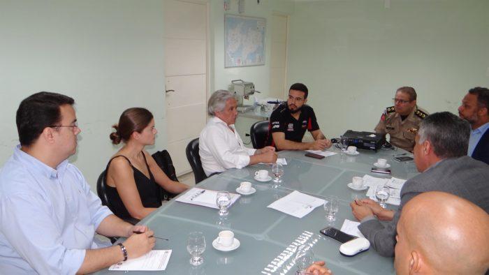 Reunião discute segurança para evento mundial de kart que acontecerá no Conde