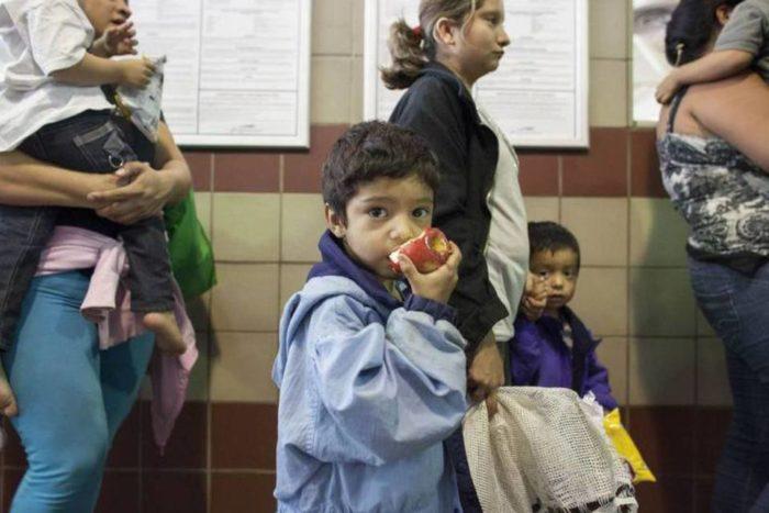 Após separação, 19 crianças brasileiras já estão com famílias nos EUA