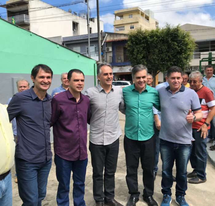 """""""Cássio é uma voz da Paraíba que o Brasil respeita"""", garante Lucélio Cartaxo"""