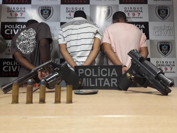 Após audiência de custódia, acusados de assassinar bombeiro militar são transferidos para PB1