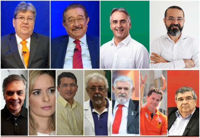 Nesta segunda: Arapuan realiza debate com candidatos ao Governo e Senado; veja programação