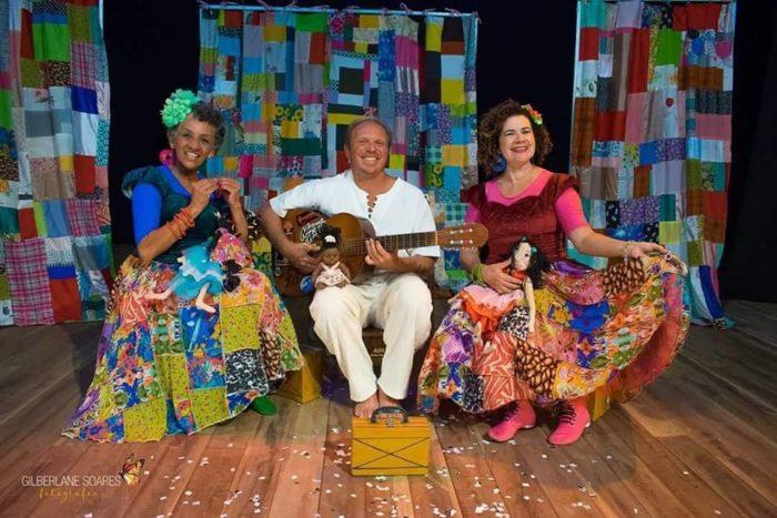 AnimaCentro: praça da Independência recebe espetáculo folclórico neste domingo