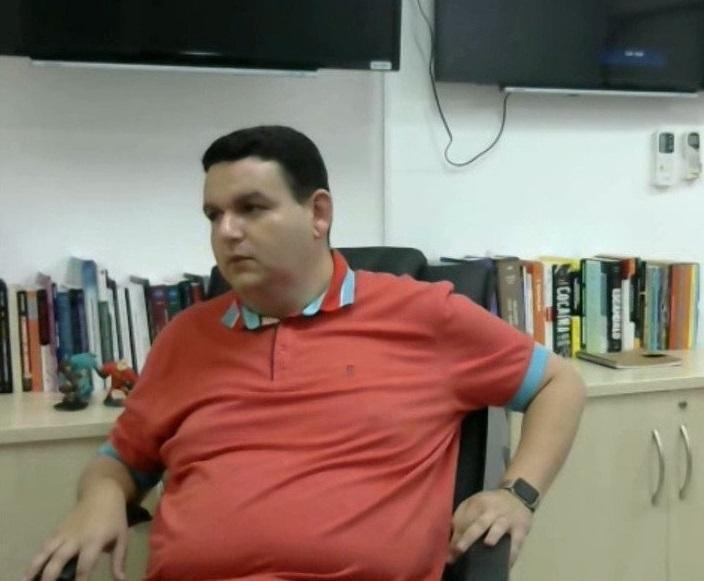 Audiência de custódia mantém prisão de Fabiano Gomes, que será levado ao PB1