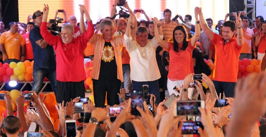 João, Lígia, Veneziano, Luiz Couto e RC inauguram comitê de campanha nesta sexta, em JP
