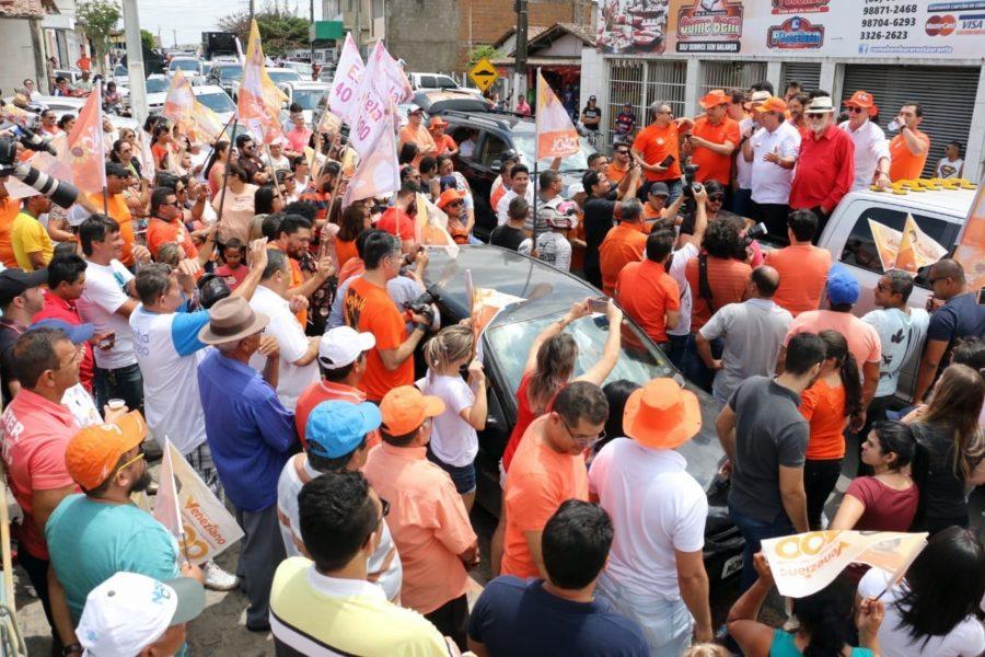 João conduz Caravana do Trabalho e destaca ranking que coloca a PB entre os estados mais eficientes do país
