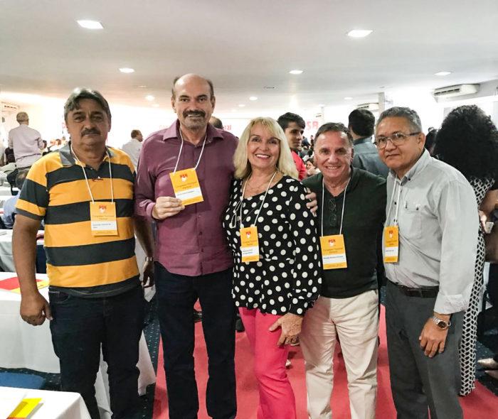 Representando PSB da PB, Jeová defende decisão de aliança com Lula em convenção nacional