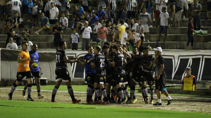 Neste domingo: Botafogo-PB e Botafogo-SP começam a decidir quem vai para a Série B de 2019