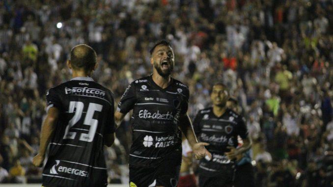 Botafogo-PB empata com a Juazeirense, garante classificação e decidirá vaga na B com xará paulista