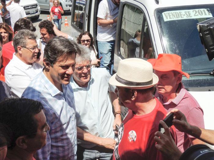 Jeová Campos assume coordenação da campanha de Lula no sertão paraibano
