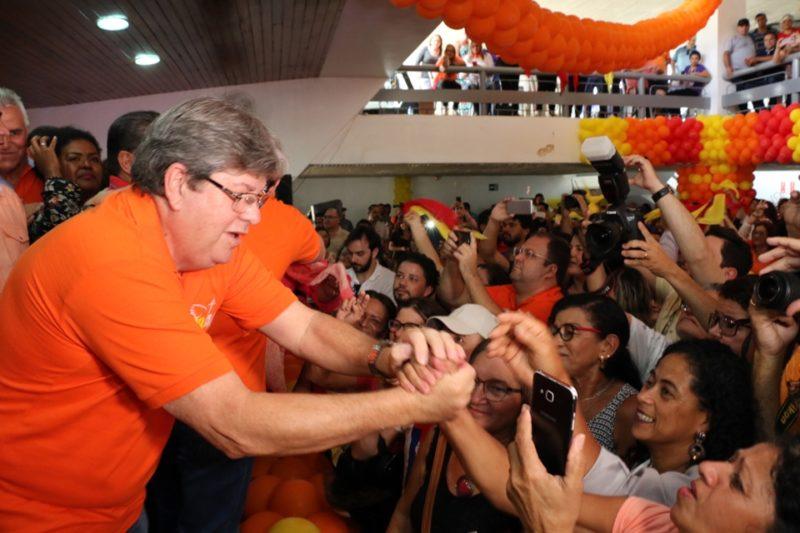 Veja os números de pesquisa para governador que o Correio não divulgou; João lidera