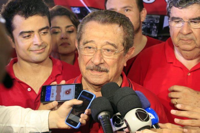 Ao lado de Bruno Roberto e Paulino, Zé Maranhão registra candidatura ao governo