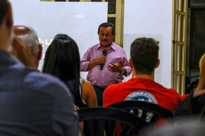 Maranhão discute políticas urbanas em evento de arquitetura em JP