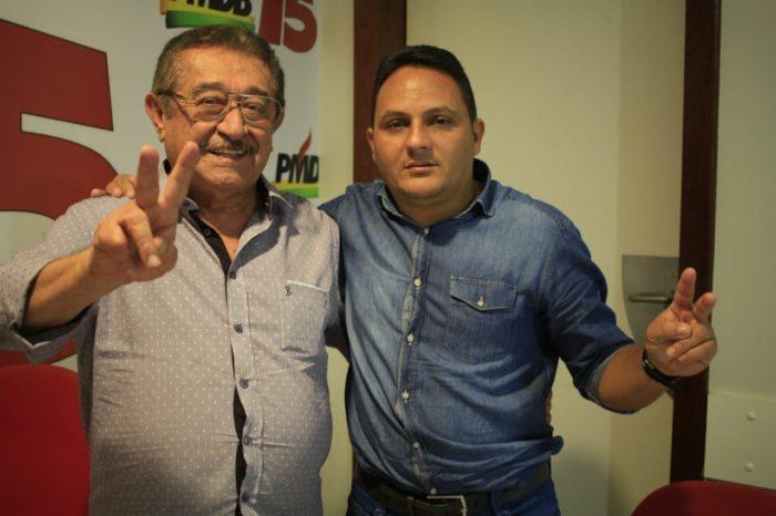 Vereador de Bonito de Santa Fé declara apoio a Maranhão