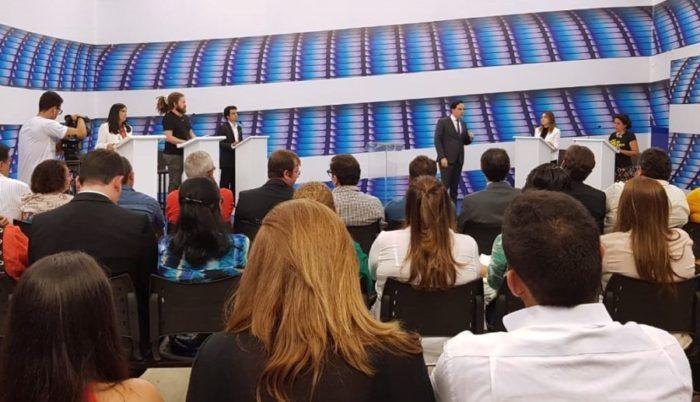 Lígia quer ampliar rede cardiológica; Bruno Roberto fala em 'carreta da mulher' e Micheline valoriza família