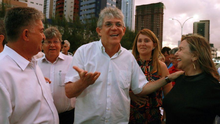 Consult: Ricardo é aprovado por 75,5% dos paraibanos; na Grande JP índice chega a 82,9%