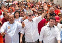 Com a presença de Ricardo, coligação de João realiza no Valentina, nesta 2ª feira
