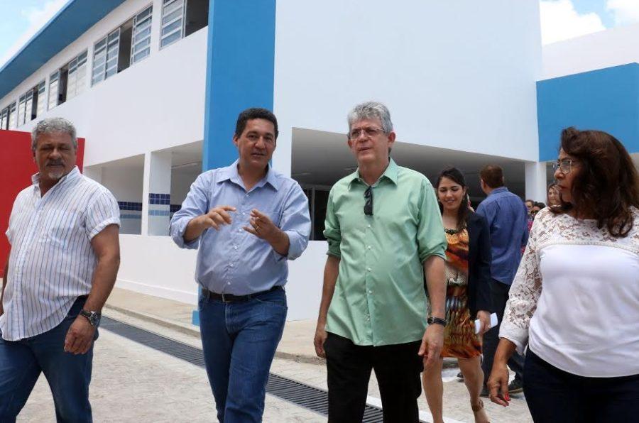 Governo de Ricardo Coutinho é aprovado por quase 80% dos paraibanos, revela pesquisa Datavox
