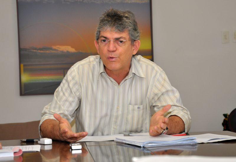 Inauguração do Hospital do Câncer em Patos contará com entrevista coletiva do governador