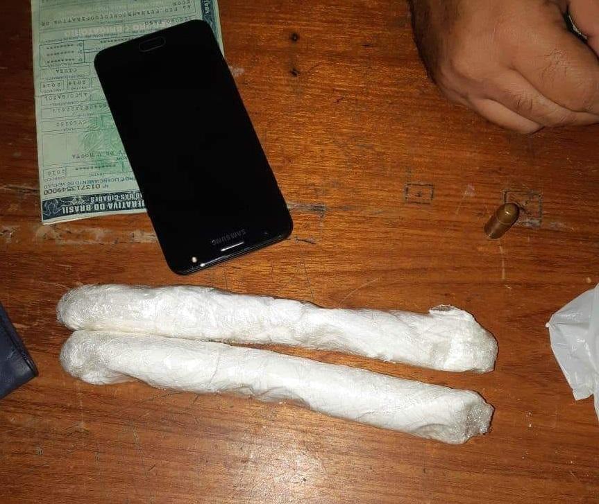 Paraense suspeito de assaltos a banco é preso com explosivo em Cuitegi