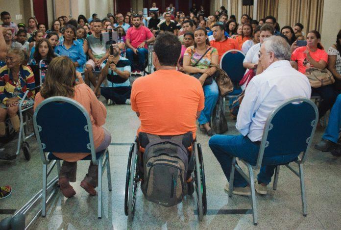 Pessoas com deficiência defendem nome de Cida Ramos para representá-las na ALPB