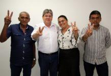 Liderado pela presidente da Câmara, grupo de oposição em Serra Grande declara apoio a João