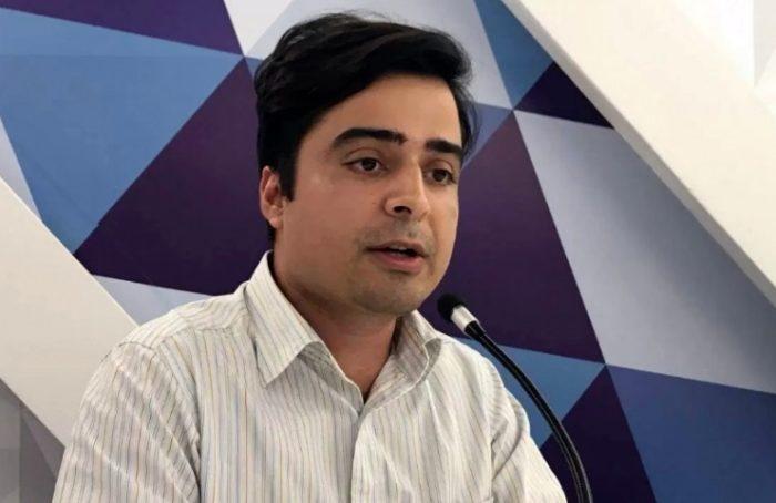 Dércio explica que foi contratado pelo PR para se juntar à pré-campanha de Maranhão