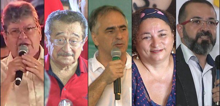 Candidatos a governador da PB lamentam atentado a Bolsonaro; veja as notas