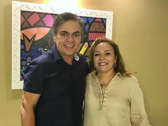 Eva Gouveia é confirmada como suplente de Cássio ao Senado