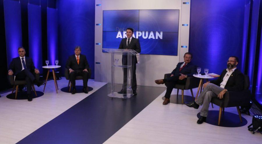 João garante obra hídrica, Maranhão avaliza ensino técnico, Lucélio defende Cássio e Tárcio critica adversários
