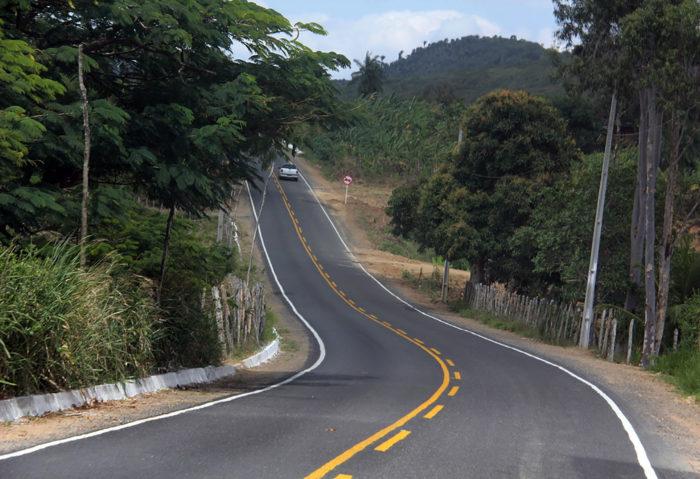 Governo entrega restauração da rodovia PB-087 em Borborema