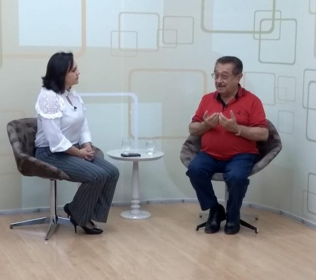 Durante entrevista em CG, Maranhão defende duplicação da BR-230 até Cajazeiras