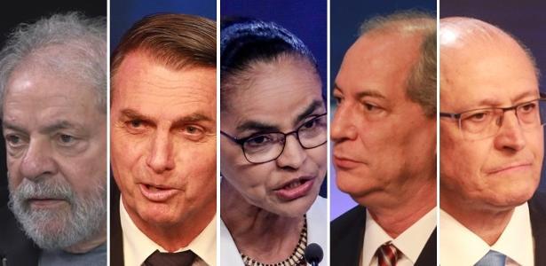 Pesquisa CNT/MDA: Lula tem 37,3%; Bolsonaro, 18,8% e Marina Silva 5,6%