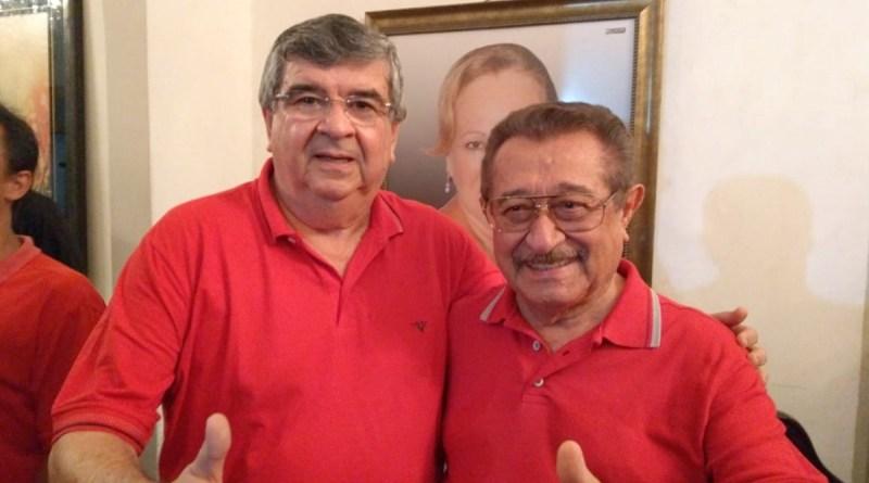 Com apenas PR e Patriotas na aliança, MDB lançará chapa só com Roberto Paulino ao Senado