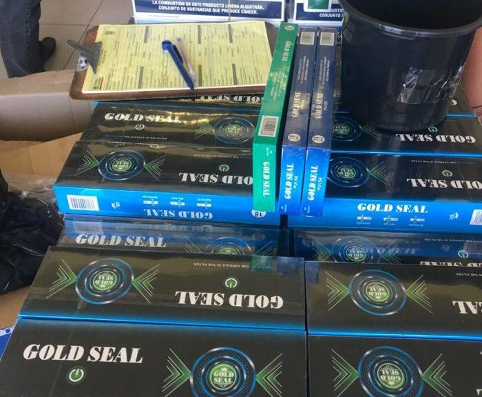 Polícia apreende carga de mais de 5 mil maços de cigarros contrabandeados em JP